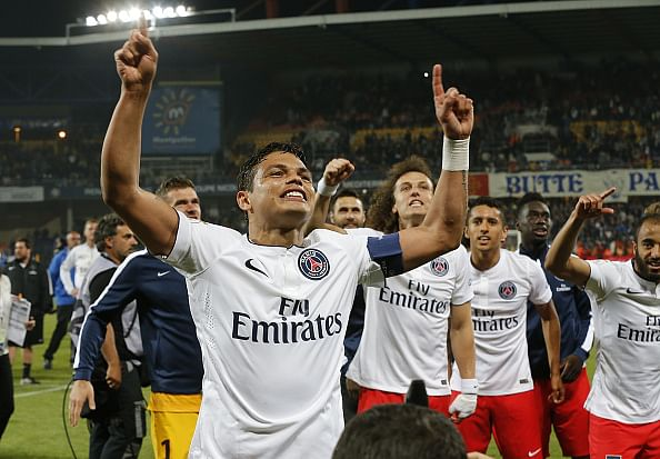 PSG clinch third straight Ligue 1 title