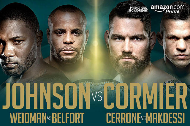 UFC 187: Anthony Johnson vs. Daniel Cormier - Preview and Predictions
