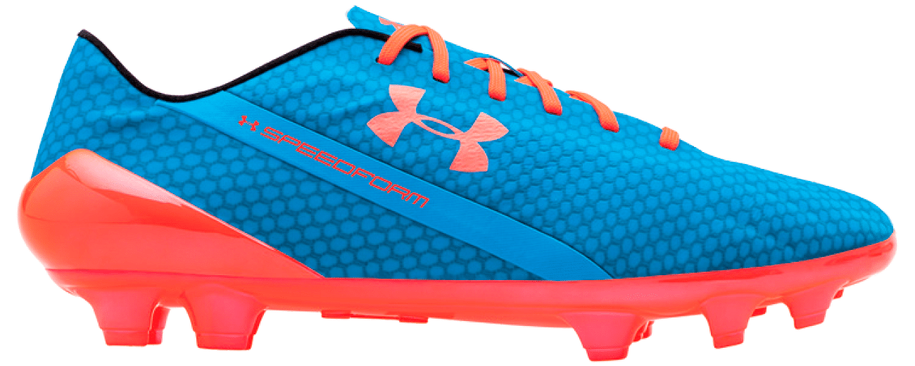 Under Armour SpeedForm Football Boots Released