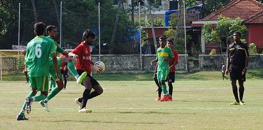 Salgaocar FC juniors secure third consecutive win in U-20 Taca Goa tournament