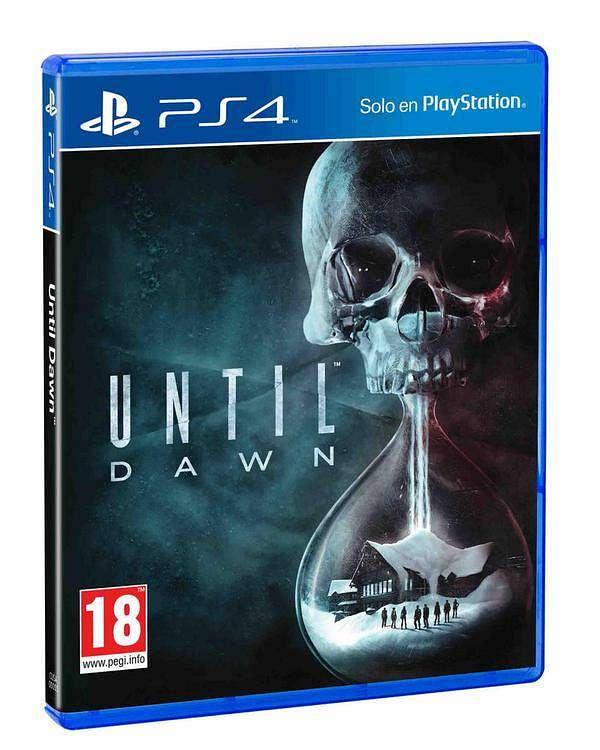 Until dawn release date