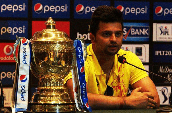 We will just go there and enjoy ourselves: Suresh Raina
