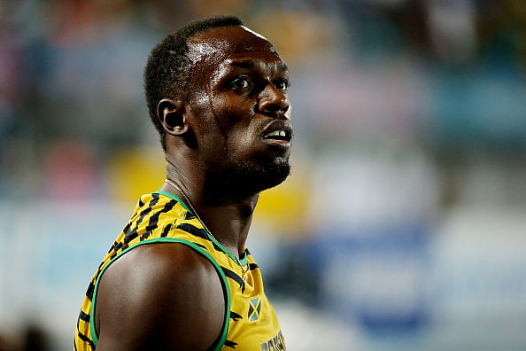 Usain Bolt sprinting to secure legacy