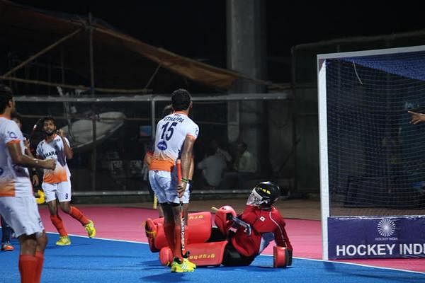 Second Test: India down Japan 2-0