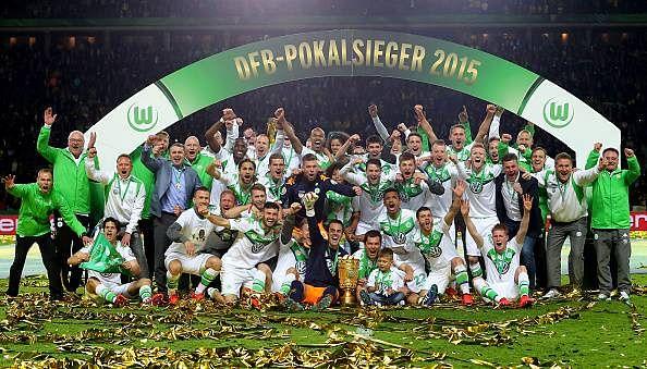 DFB-Pokal final: Borussia Dortmund 1-3 Wolfsburg; Klopp leaves on a losing note