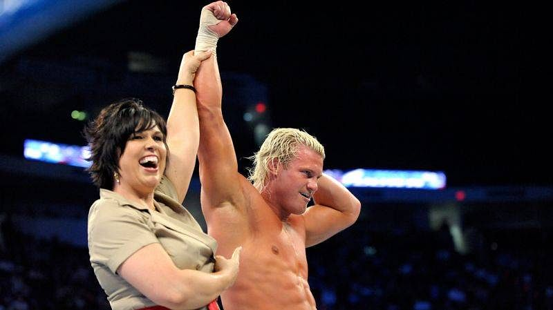 vickie guerrero dolph ziggler really dating The big news coming out of this past monday night raw is the addition of a big match to wwe tables, ladders, and chairs 2012 with a little help from vince mcmahon, vickie guerrero announced john cena vs dolph ziggler in a ladder match with dolph's money in the bank briefcase at stake.