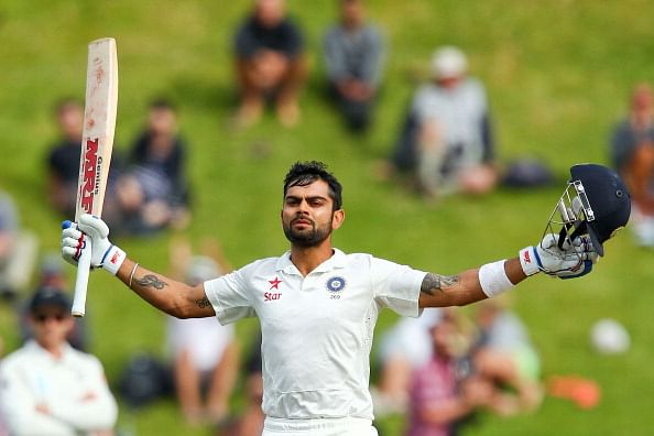 Latest ICC Test Rankings: Virat Kohli breaks into top 10 as Kumar Sangakkara continues to lead