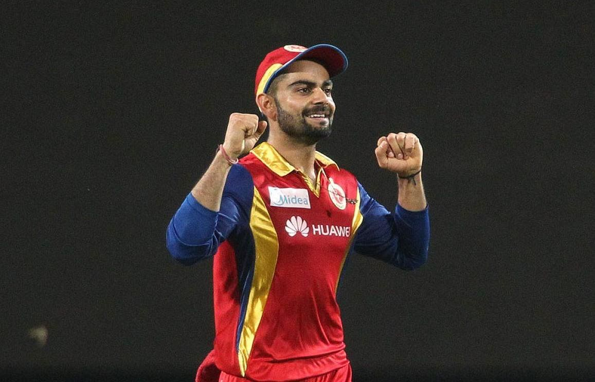 Virat Kohli has been with RCB ever since the first IPL season