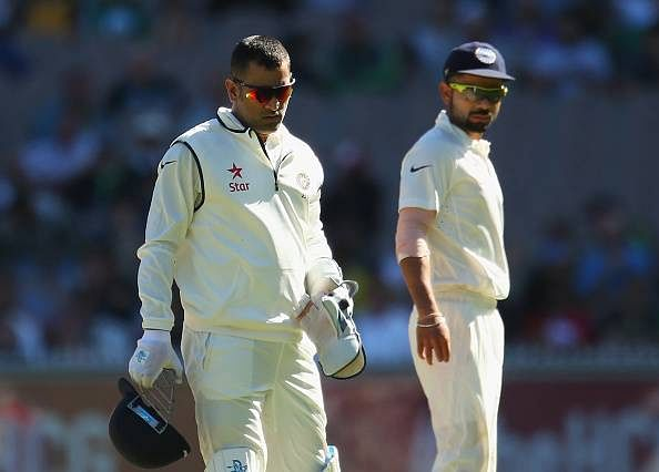 Kapil Dev urges Virat Kohli to learn from MS Dhoni's captaincy qualities