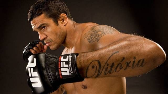 Road to the title shot: Vitor Belfort
