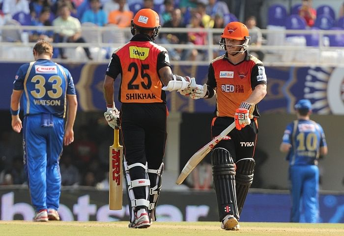 IPL 2015: Sunrisers Hyderabad aim at consolidation against Kings XI Punjab