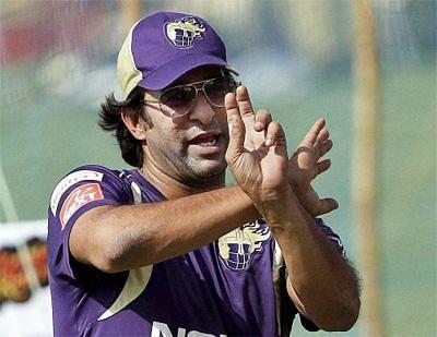 Pressure will be on both Kolkata Knight Riders and Mumbai Indians: Wasim Akram