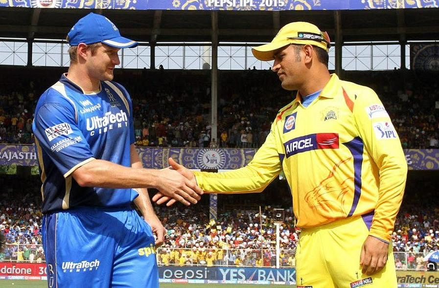 IPL 2015: Chennai Super Kings vs Rajasthan Royals - Venue, date and predicted line-ups