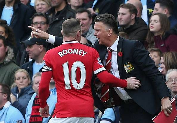 It was exciting working with Louis van Gaal: Wayne Rooney
