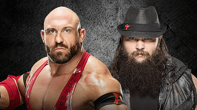 WWE Payback 2015: 3 Possible endings for Bray Wyatt vs. Ryback match