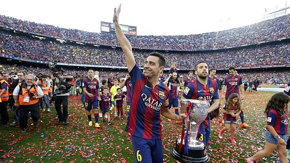 Xavi Hernandez: A tribute to one of football\'s greatest pass masters