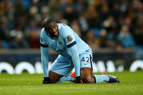 Yaya Toure will most likely leave Manchester City this summer: Agent