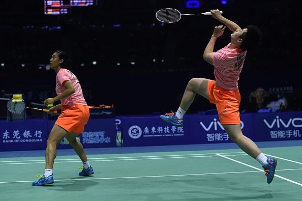 Sudirman Cup: China through to their 11th consecutive final