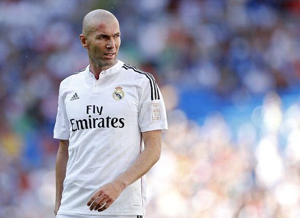 Zidane The Emperor ● Best Skills Ever ● HD