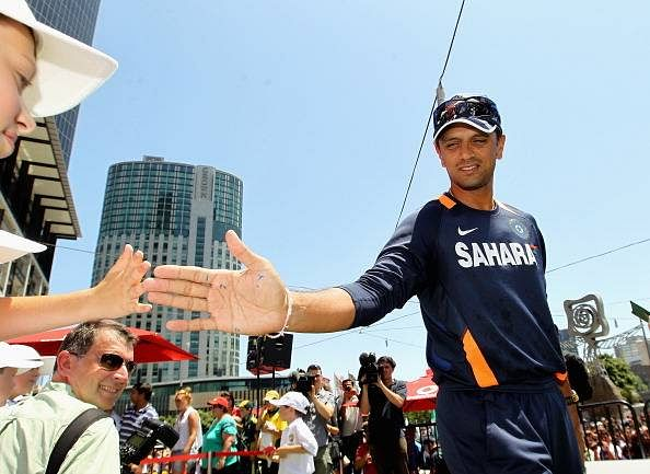 Experience as Rajasthan Royals mentor will help in coaching: Rahul Dravid