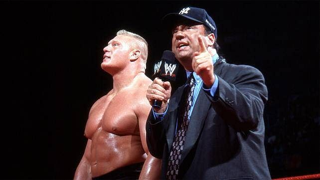 Ranking the top 10 Brilliant Manager-Wrestler pairings