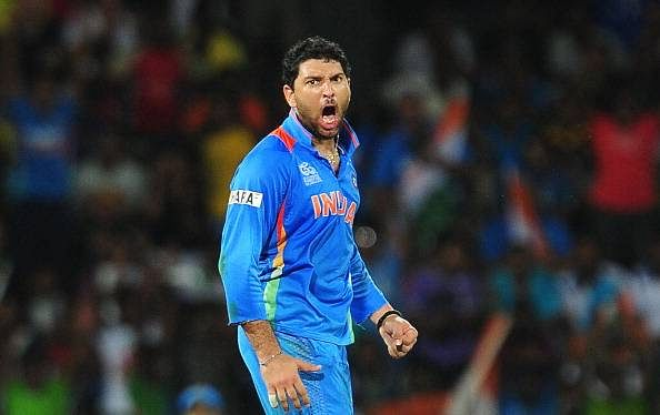 Yuvraj Singh Fielding In World Cup Final