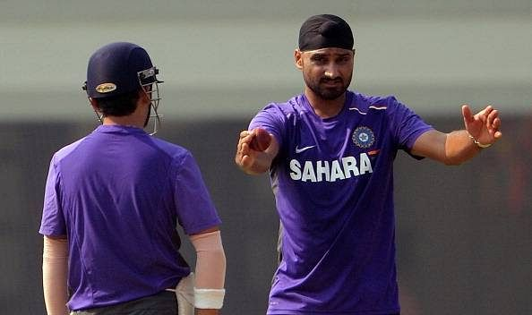 The selection of Harbhajan Singh presents a problem for Indian Cricket