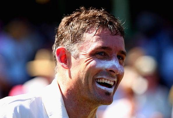 Mike Hussey predicts a tough Ashes