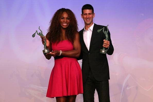 Djokovic, Serena named top seeds at Wimbledon