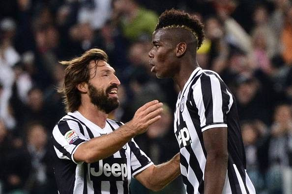 Manchester United made a mistake by letting Pogba go: Pirlo