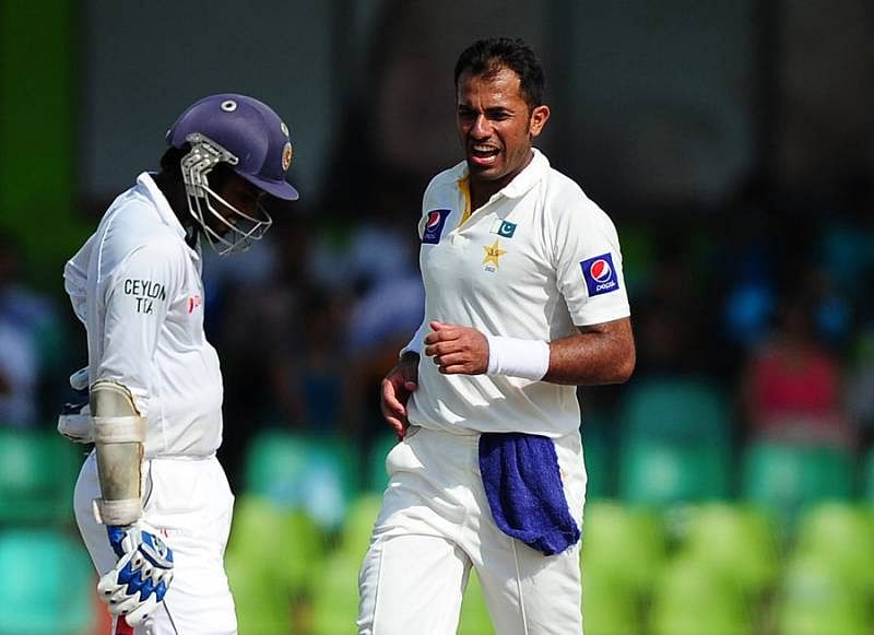 Pakistan's Wahab Riaz injured, out of SL series