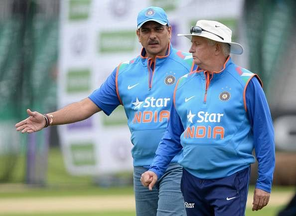 Willing to take up added responsibility as coach: Ravi Shastri