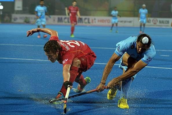 India striker Akashdeep Singh not taking Hockey World League lightly