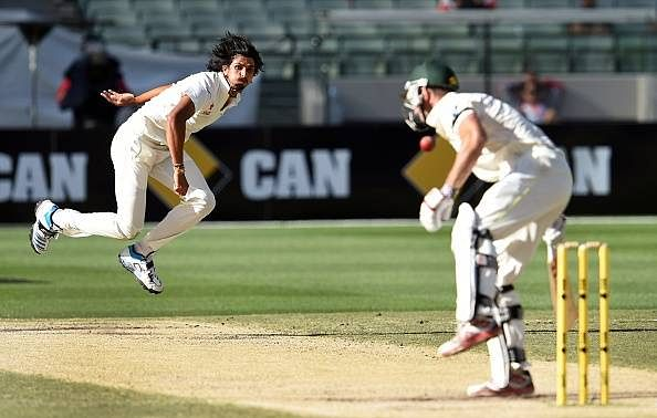 Whether you bowl on turf or marble, you have to hit right areas: Ishant Sharma