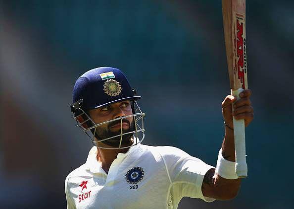 ICC Test Rankings for batsmen: Virat Kohli remains only Indian in top 10