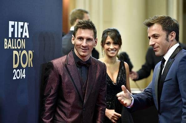 Messi is part of football heritage: Del Piero