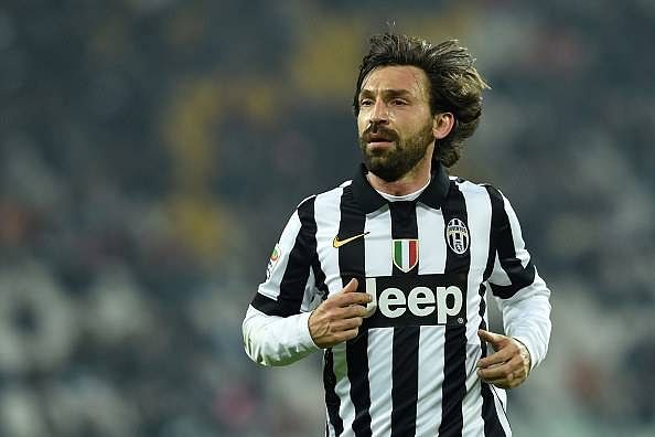 Andrea Pirlo set to join Frank Lampard and David Villa at NYCFC
