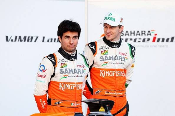 Force India set sights on claiming fourth spot