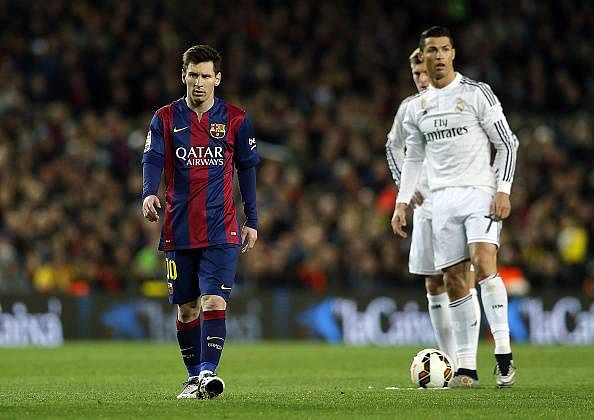It is not Messi vs Ronaldo, it never has been: Messi