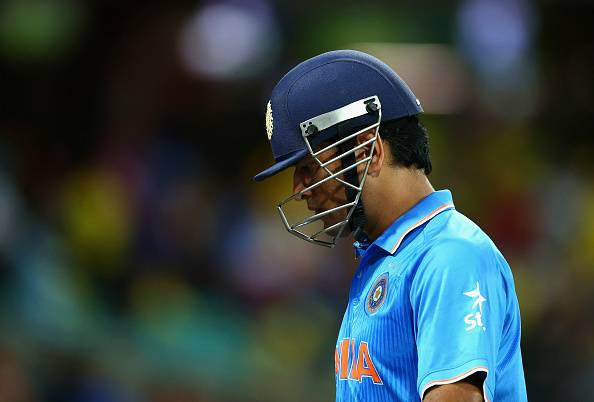 An open letter to MS Dhoni, on his first show of emotion as India captain