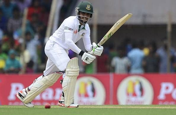 No pressure about equalling AB de Villiers' world record: Mominul Haque