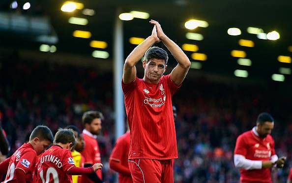 Steven Gerrard still can\'t forget his infamous slip against Chelsea