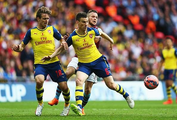 Will a 3-man defence of Monreal, Gabriel and Koscielny as Sweeper work for Arsenal?