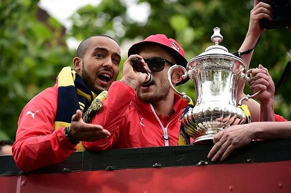 Was Jack Wilshere wrong to have poked fun at Spurs fans?