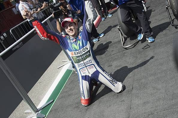 Will Jorge Lorenzo make it 4 of 4?