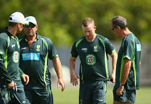 Australian opener Chris Rogers ruled out of second Test vs Windies