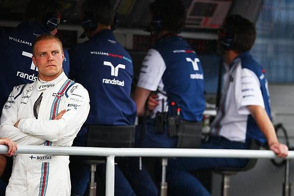 Ferrari looking to sign Valtteri Bottas in 2016