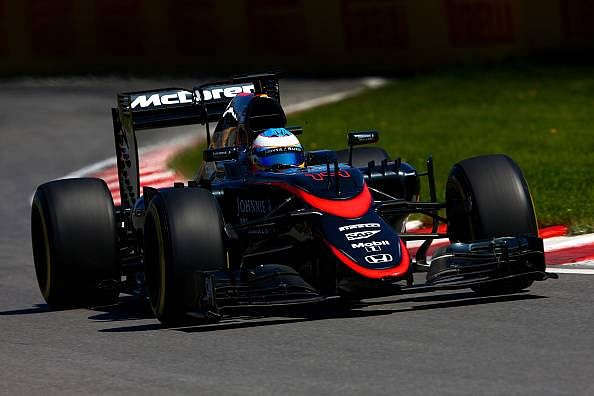 Fernando Alonso looking at a last-place start in Austria