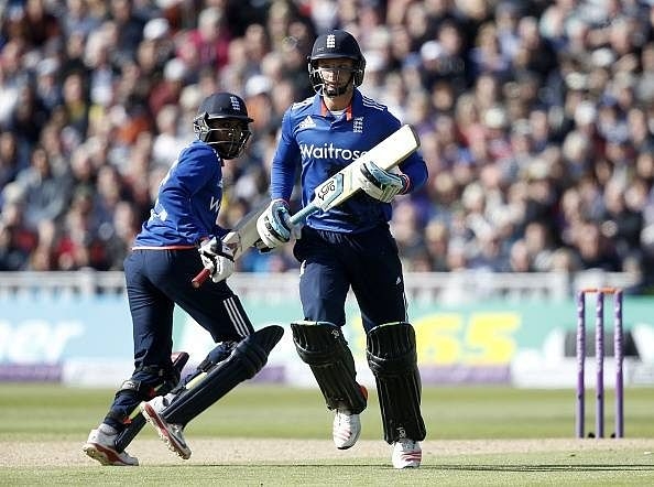 Records broken in England's score of 408/9 in first ODI against New Zealand