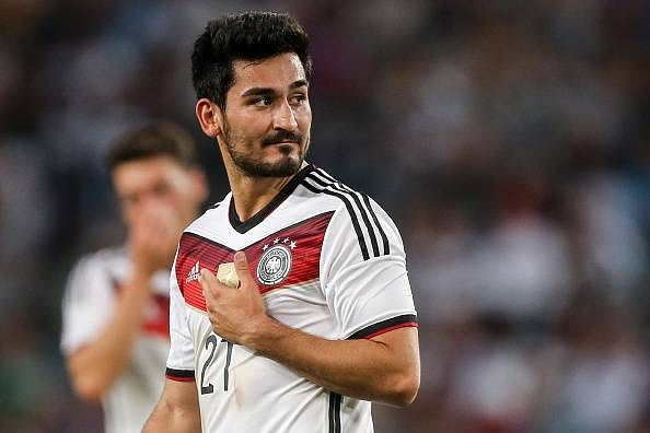 Ilkay Gundogan blasts media outlets who reported he was looking for big-money contracts